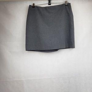 🔴SALE🔴 Express Stretch Gray Skirt Size 11 / 12